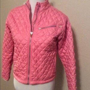 Obermeyer Puff pink outwear jacket